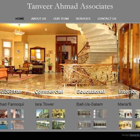 Architect ( Tanveer Ahmed )